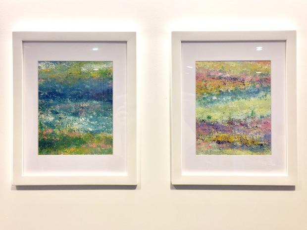 Framed_Victoria Borisova_Magic Color Bursts Series-1